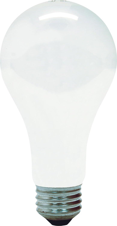GE Lighting 81590 50 100 150 Watt A21 3 Way Light Bulb Halogen