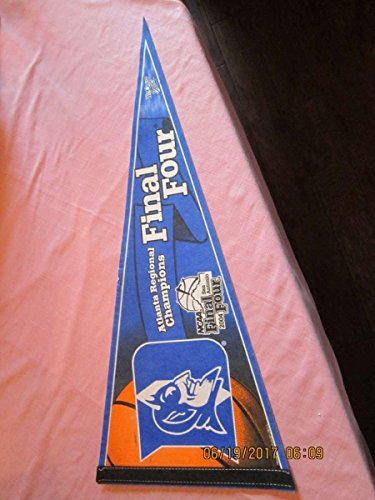2004 Ncaa Basketball Champions - 2004 Duke Final Four NCAA Basketball Champions Pennant
