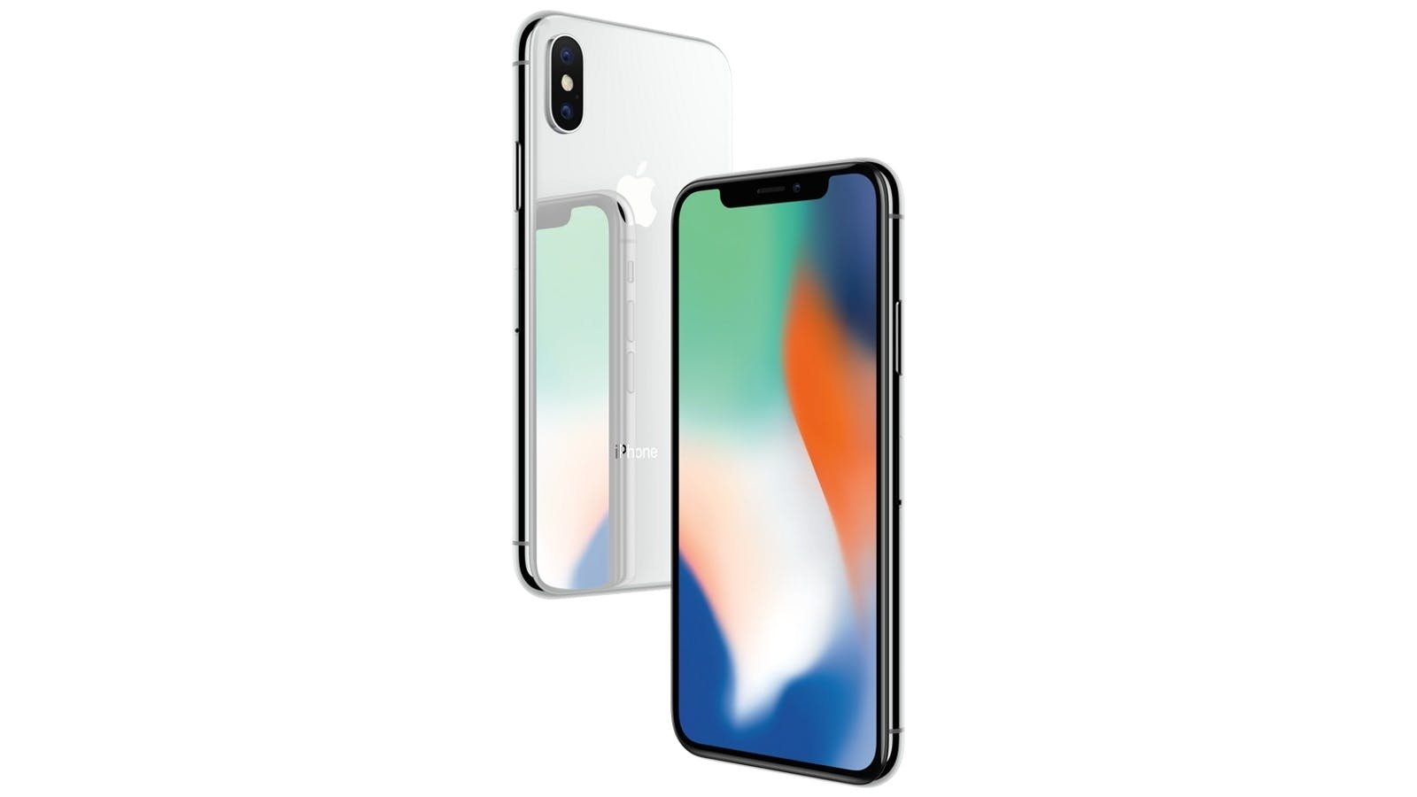 Apple Iphone X 64GB GSM Unlocked - US Silver