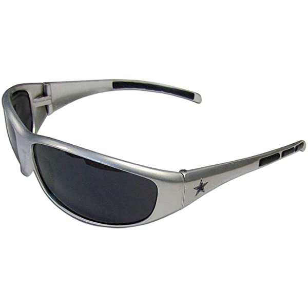 Siskiyou Siskiyou Dallas Cowboys Wrap Bottle Opener Sunglasses
