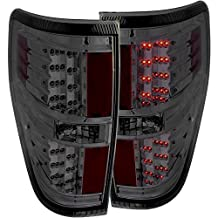 AnzoUSA 311170 Smoke LED Taillight for Ford F-150 - (Sold in Pairs)