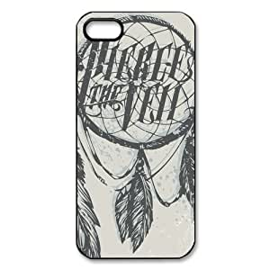 Music Band Pierce the Veil Hard Plastic Back Protection Case for iphone 5, 5S