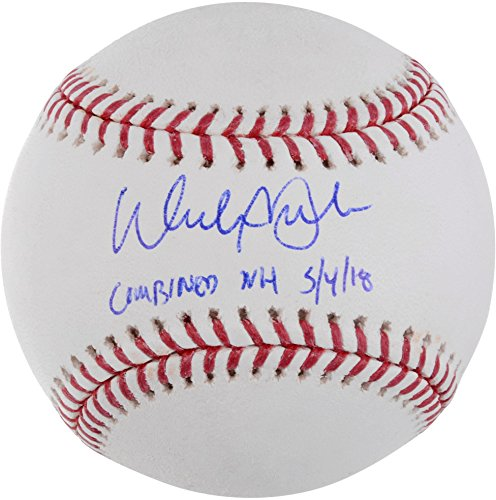Walker Buehler Los Angeles Dodgers Autographed Baseball with Combined No-Hitter Inscription - Fanatics Authentic (Dodgers No Hitters)