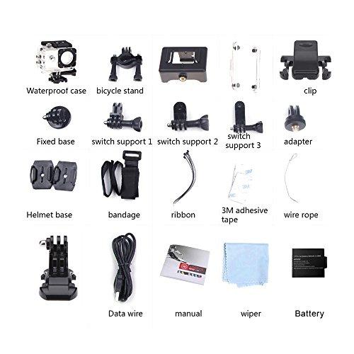 camera sjcam sj 4000 wifi 1080p full hd action camera sport dvr