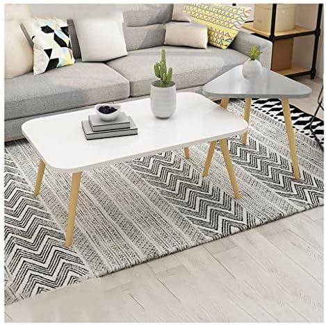 Collecties GWFVA lage salontafel, woonkamertafel, creatieve eenvoudige maantafel, voor woonkamer-bijzettafel, kleine sofa, nachtkastje, 12.27  65pVOQu