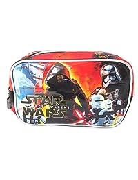 Toilet kit 'Star Wars'black multicoloured (2 compartments)- 26.5x18.5x10 cm (10.43''x7.28''x3.94'').