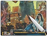 Movie Poster 68 - Big Trouble In Little China copy Standard Cutting Board
