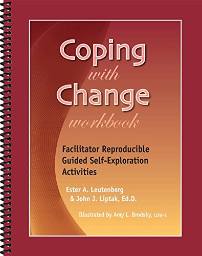 Read Online Coping with Change Workbook - Facilitator Reproducible Guided Self-Exploration Activities PDF