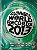 Guinness World Records Buch 2013