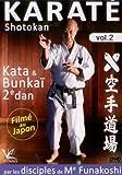 Shotokan Karate KEIO Vol.2 Kata & Bunkai 2.Dan