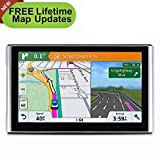 GPS Navigation for Car, 7 Inch Car GPS Updated LCD Touch Screen GPS Navigation System, Multi-Media Car Vehicle Electronics Lifetime Free Maps