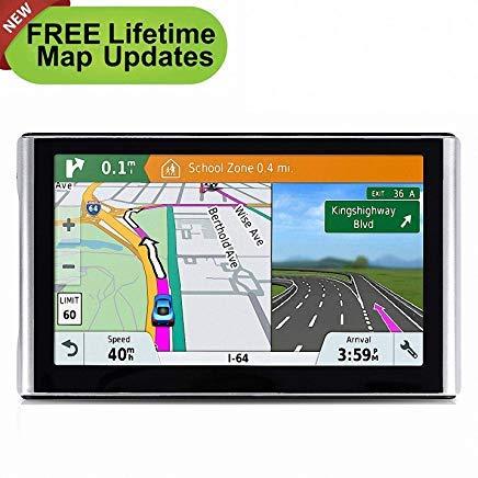 GPS Navigation...