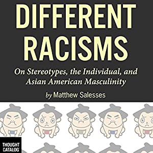 Different Racisms Audiobook