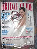 Bridal Guide Magazine September / October 2010, Miss America 2009 Katie Stam, gets married cover: includes the Honeymoon Magazine Supplement
