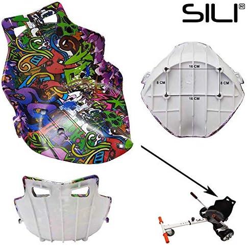 """SILI Kart et pièces de Rechange - pour Scooter d'équilibrage à 2 Roues Hoverboard Swegway de 6,5"""", 8"""", 8,5"""" et10"""