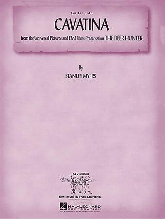 Stanley Myers: Cavatina (The Deer Hunter) - Guitar Solo ...