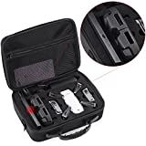 NEW DJI SPARK CASE,MYRIANN EVA Travel Portable Backpack Handheld Carrying Case Fits For DJI SPARK Drone Remote Control Charger Battery Propeller Charging Hub …