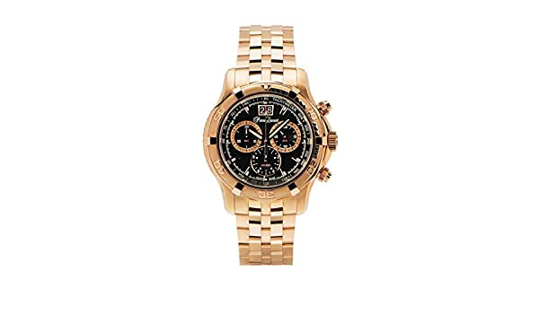 Amazon.com: Pierre Laurent Mens Chronograph Swiss Watch w/ Date, 23207: Pierre Laurent: Watches
