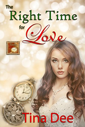 Filled Holiday Tin - The Right Time for Love: A Time Travel Romance (Timeless Love Book 3)