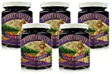 Pioneer Valley Gourmet Seedless Marionberry Jam 8 oz. - 5 pack