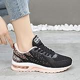 Impdoo Women's Air Athletic Running Sneaker Cute
