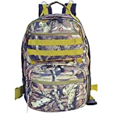 Explorer Mossy Oak -Realtree Like- Hunting Camo Day Pack - Backpack- 18 quot; Pack Military Molle Mu