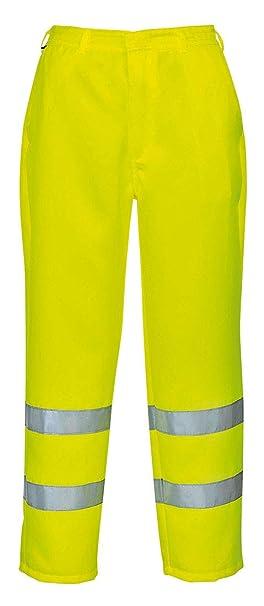 Amazon.com: Portwest Workwear – Hi-vis P/C para pantalones ...
