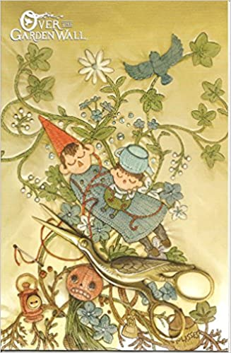 Over The Garden Wall Comic Book