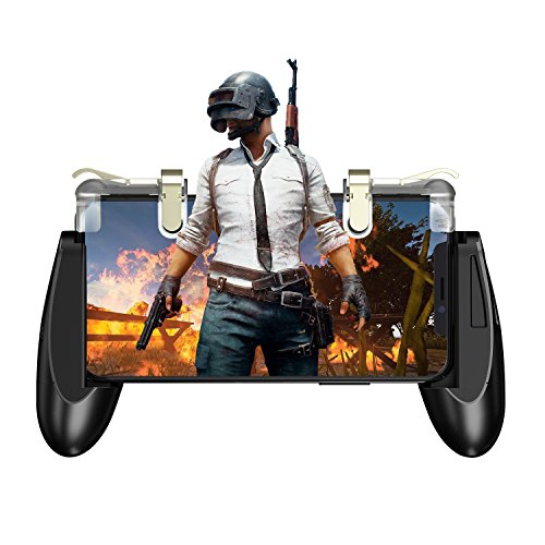 Gamesir F2 Mobile Game Controller Sensitive Shoot And Aim Fire - gamesir f2 mobile game controller sensitive shoot and aim fire buttons l1r1 trigger mobile grip joystick set for fortnite pubg knives out rules of survival