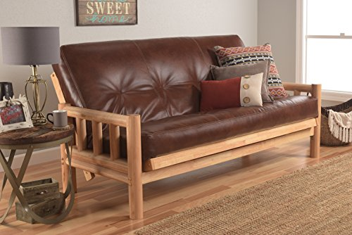 Kodiak Futons KF Lodge Futon in Natural Finish