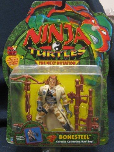 Ninja Turtles The Next Mutation Bonesteel 1997 by Playmates -