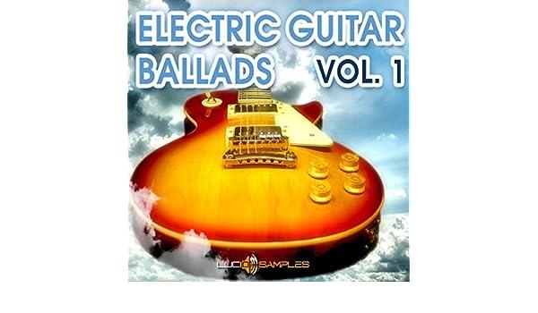 Baladas de guitarra eléctrica vol. 1-106 Licks de guitarra eléctrica | Download: Amazon.es: Instrumentos musicales