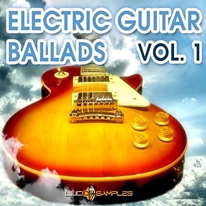 Baladas de guitarra eléctrica vol. 1-106 Licks de guitarra eléctrica | Download