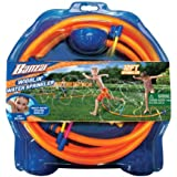 Banzai Wiggling Water Sprinkler (12 Foot Wacky Adventure Summer & Spring Sprinkle Spray Splash Toy - Backyard Fun )