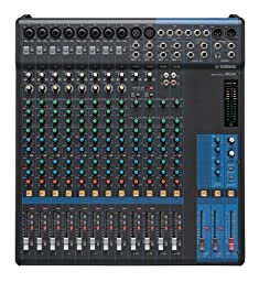 Yamaha MG16 16-Input 6-Bus Mixer