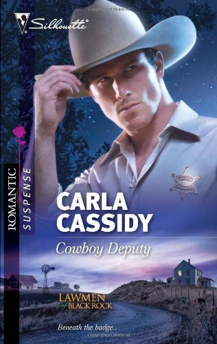 book cover of Cowboy Deputy