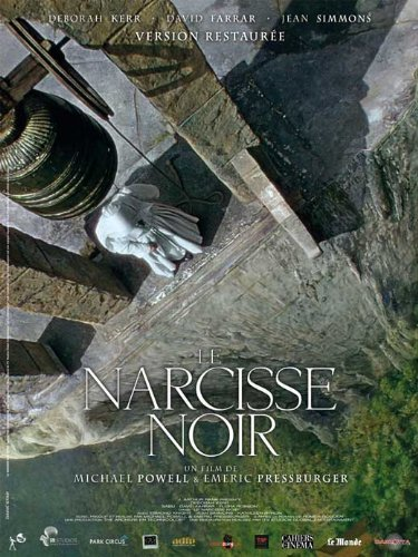 Black Narcissus POSTER Movie