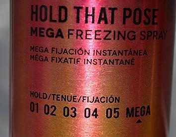 Naturelle Volumax Hold That Pose Mega Freezing Spray 55 VOC – 14 oz 3 pack