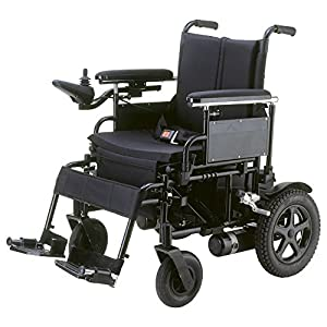 Cirrus Plus EC Folding Power Wheelchair by Drive Medical