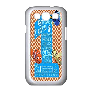 Disney posters Finding Nemo Hard Plastic phone Case Cover+Gift keys stand For Samsung Galaxy S3 ZDI057876
