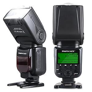 Photoolex M800 1/8000s Flash Speedlite