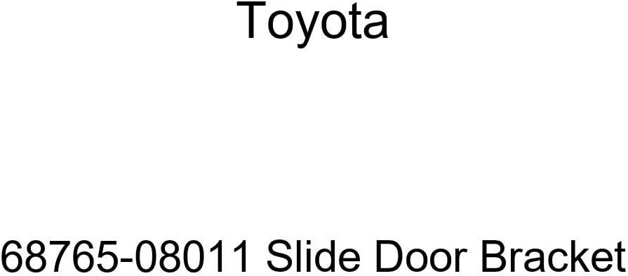 Toyota 68765-08011 - Soporte para puerta corredera: Amazon.es: Coche y moto