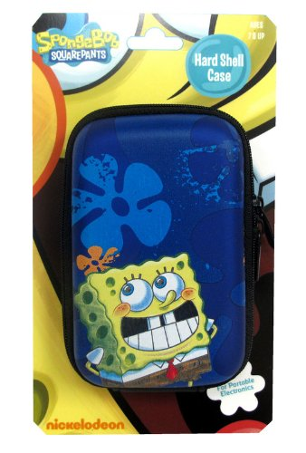 Nickelodeon HS-6062 Spongebob Hard Shell Case for Digital Cameras - Blue by Nickelodeon