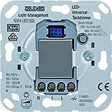 Jung LED-Universal-Tastdimmer, 1 Stück, 1224 LED UDE
