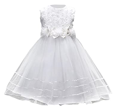 f2c65da51c0 Scothen Kleines Mädchen Prinzessin Kostüm Paillette Blume Hochzeit Bankett  Party Kleid Baby Kinder Mädchen  quot