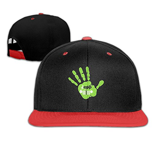 Kid's Hip Hop Baseball Cap and Hats Boys' Girl Green Jeep Wave