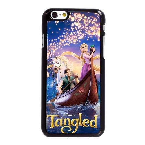 Tangled XW38YM5 coque iPhone 6 6S plus 5.5 Inch cas de téléphone portable coque K6AJ7V1ZT