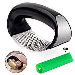 Garlic Press Rocker
