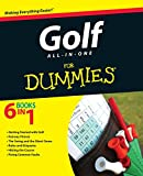 img - for Golf All-in-One For Dummies book / textbook / text book