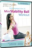 STOTT PILATES Mini Stability Ball Workout (English/French)